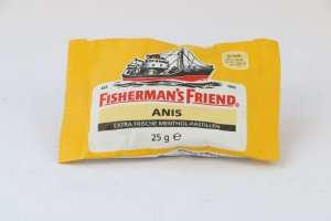 Fisherman's Friend Anis mit Zucker
